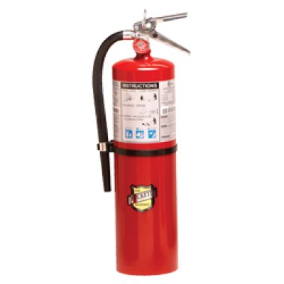 10 LB  FIRE EXTINGUISHER ABC DRY CHEMICAL | Maxwell Supply