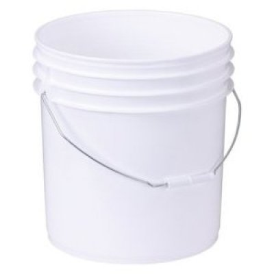 Plastic Pails with Lids